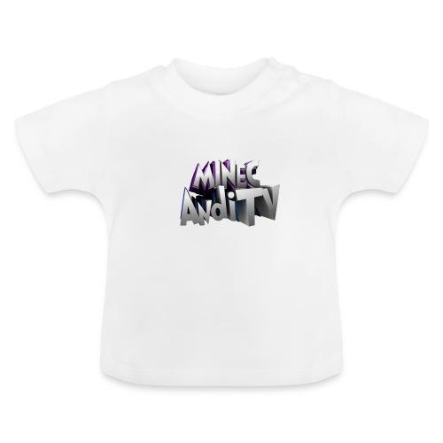 MinecAndiTV - Baby T-Shirt