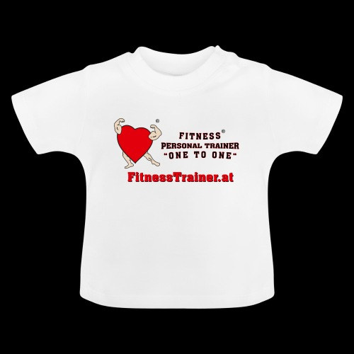 FitnessTrainer.at - Baby T-Shirt
