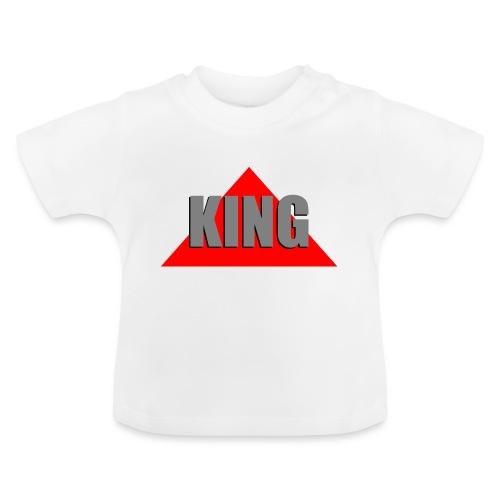 King, by SBDesigns - T-shirt Bébé
