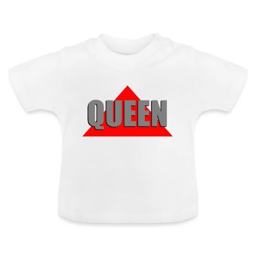 Queen, by SBDesigns - T-shirt Bébé