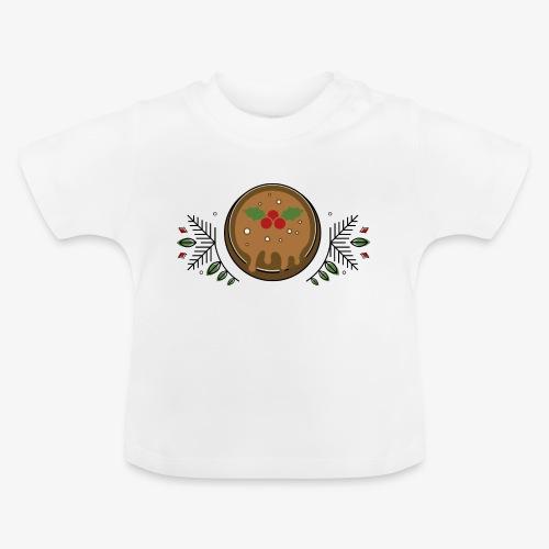 CHRISTMAS PUDDING - Baby T-Shirt