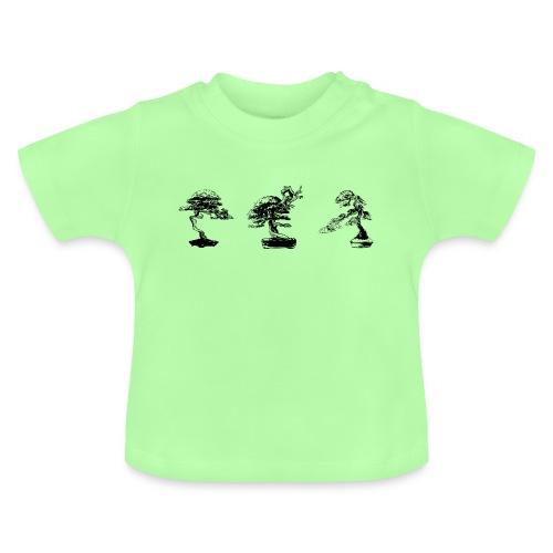 3_bonsai - T-shirt Bébé