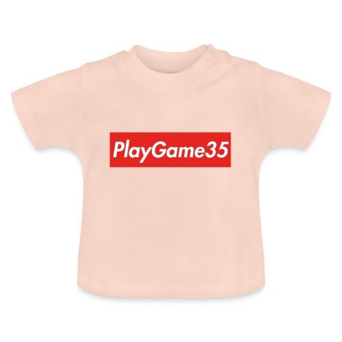 PlayGame35 - Maglietta per neonato
