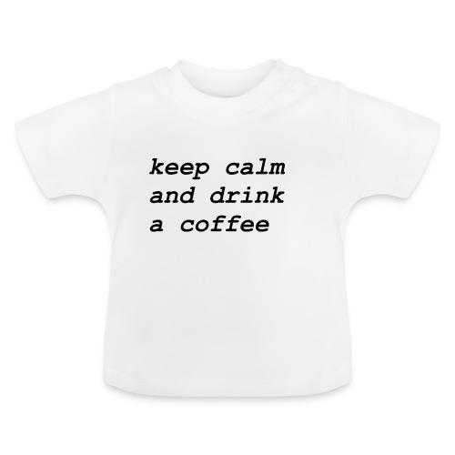 Kaffee - Baby T-Shirt