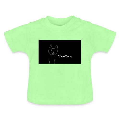 biisonivauva - Vauvan t-paita