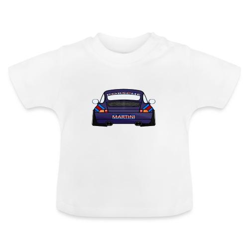 Magenta maritini Sports Car - Baby T-Shirt