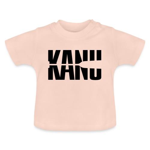 Kanu Kanute Wassersport Paddel 1c - Baby T-Shirt
