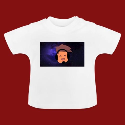 ProfilBild RymdBakgrund - Baby-T-shirt
