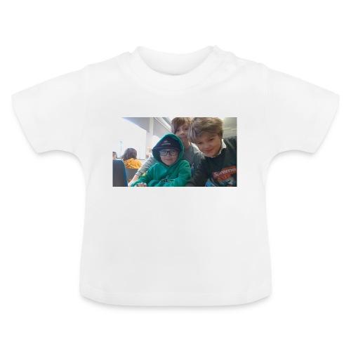 hihi - Baby-T-shirt