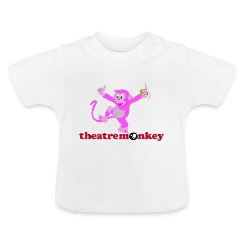 Sammy is In The Pink! - Baby T-Shirt