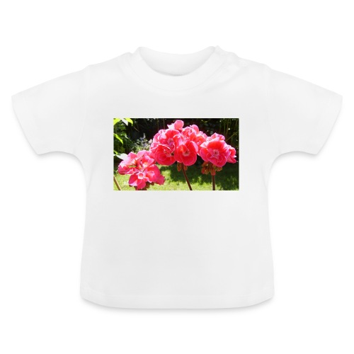 floral - Baby T-Shirt