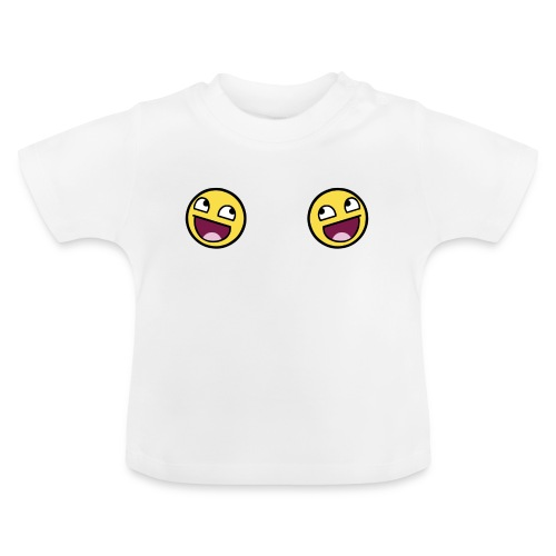 Design lolface knickers 300 fixed gif - Baby T-Shirt
