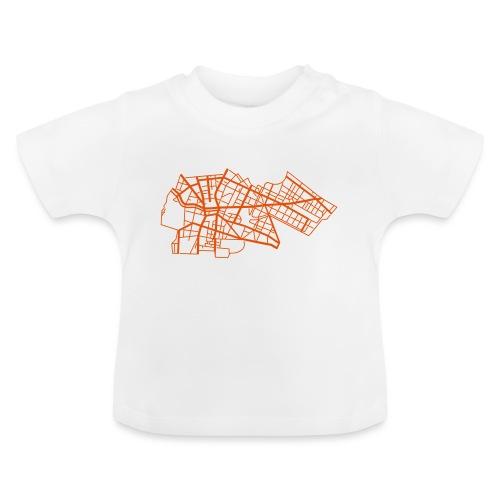 Berlín Kreuzberg - Koszulka niemowlęca