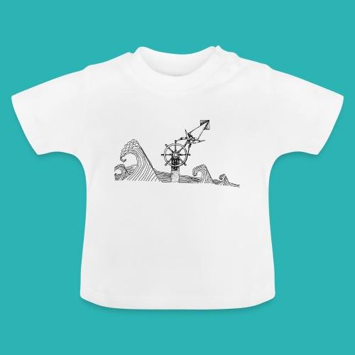 Carta_timone-png - Maglietta per neonato