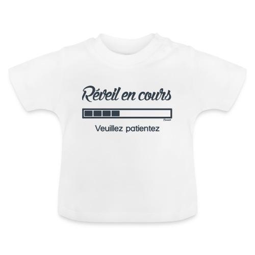 Réveil en cours (F) - T-shirt Bébé