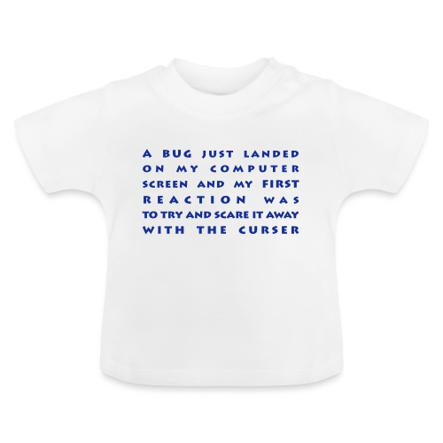 bug - Vauvan t-paita
