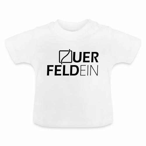 Querfeldein Logo - Baby T-Shirt