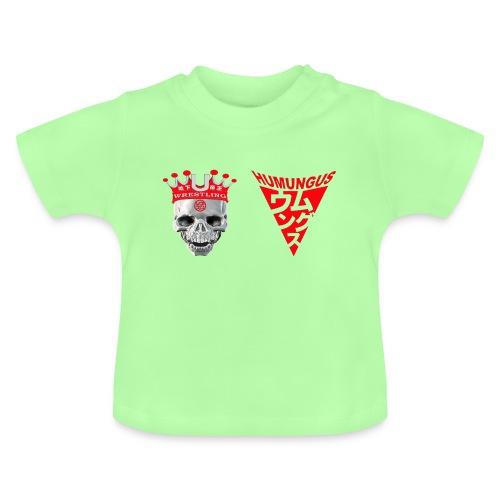 skull krone humungus3 png - Baby T-Shirt