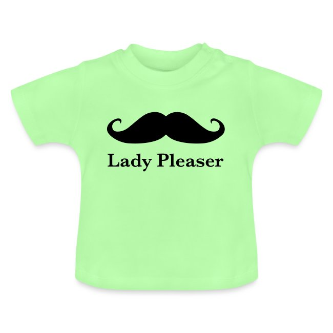 Lady Pleaser T-Shirt in Green