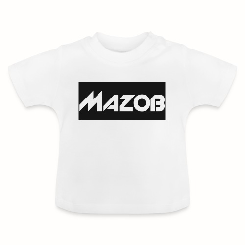 Mazob_Shirt_Design - Baby T-Shirt
