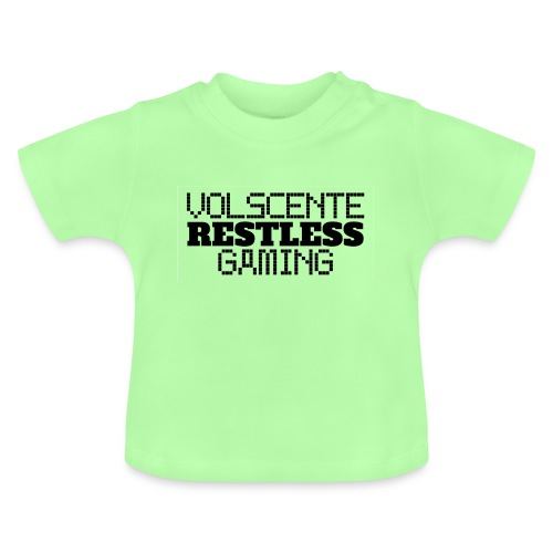 Volscente Restless Logo B - Maglietta per neonato