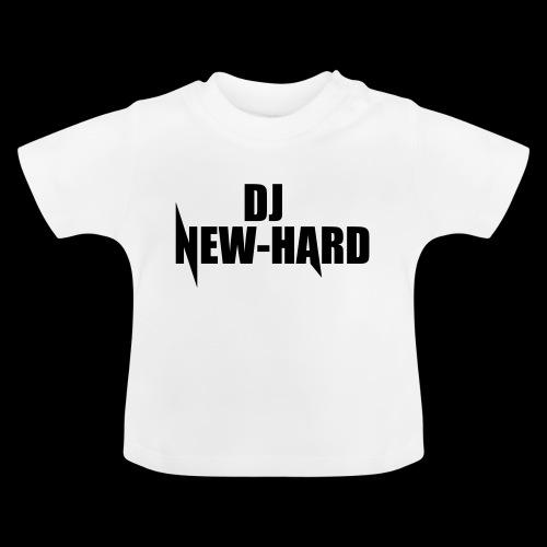 DJ NEW-HARD LOGO - Baby T-shirt