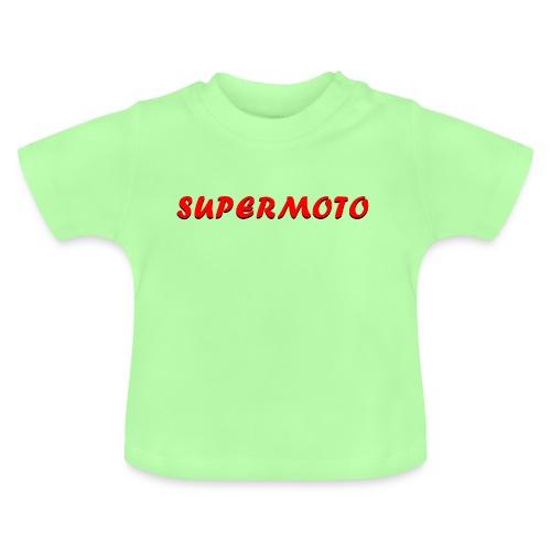SupermotoLuvan - Baby-T-shirt