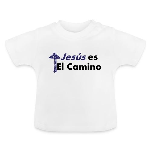 jesus el camino - Camiseta bebé