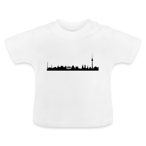 berlin skyline - Baby T-Shirt