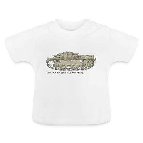 Stug III Ausf D. - Baby T-Shirt