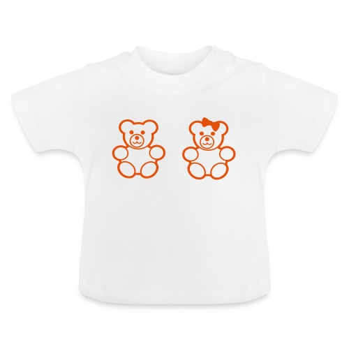 oursons - T-shirt Bébé