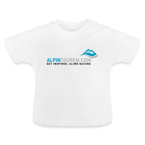 Alpintouren Logo - Baby T-Shirt