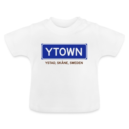 Ystad, Badly Translated - Baby-T-shirt