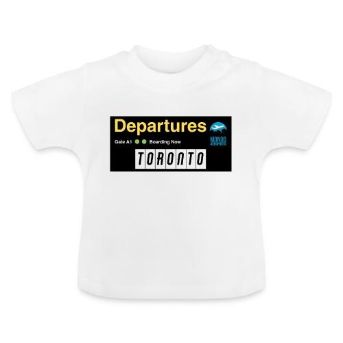 TORONTO png - Maglietta per neonato