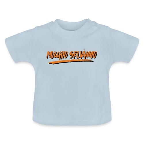 Mucchio Selvaggio 2016 Dirty Orange - Maglietta per neonato