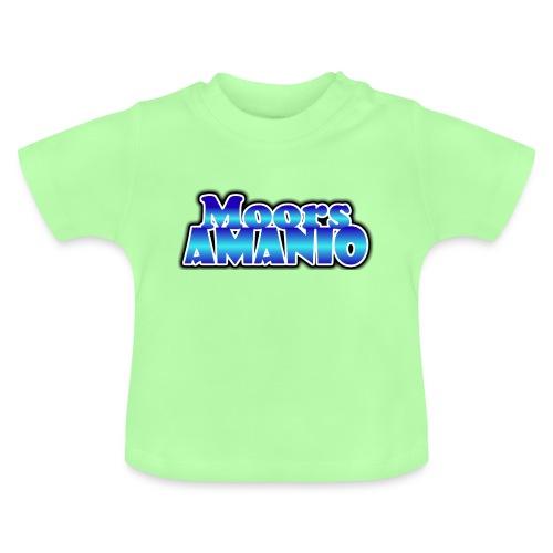 MoorsAmanioLogo - Baby T-shirt
