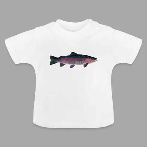 Trout - Vauvan t-paita