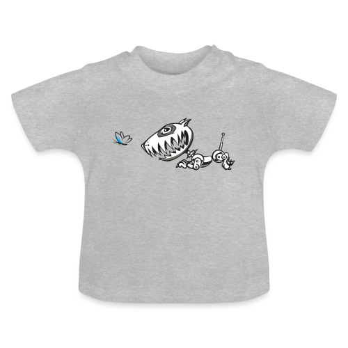 Robodog - Baby T-Shirt