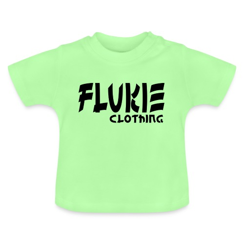 Flukie Clothing Japan Sharp Style - Baby T-Shirt