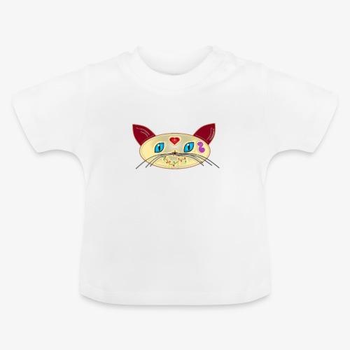 GATO PAOART - Camiseta bebé