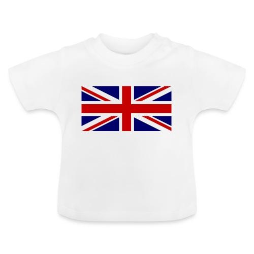 drapeau anglais - T-shirt Bébé