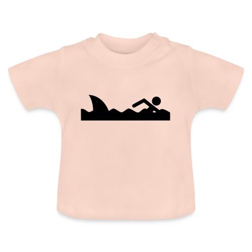 Haifischfutter - Baby T-Shirt