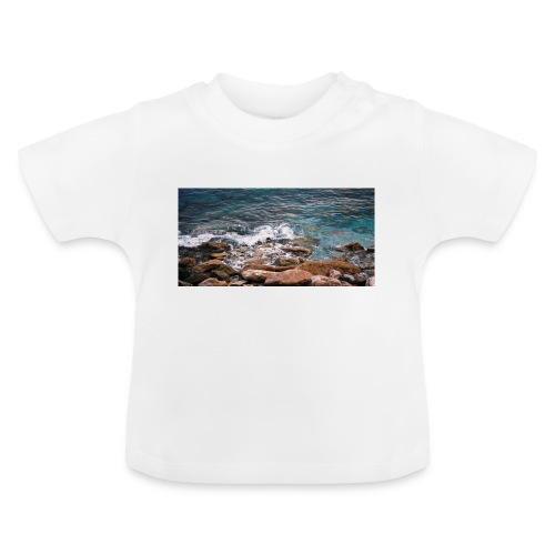 Handy Hülle Meer - Baby T-Shirt
