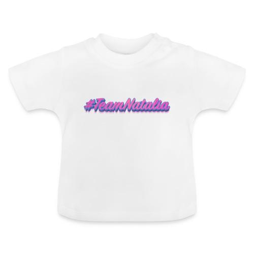 #TeamNatalia - Camiseta bebé