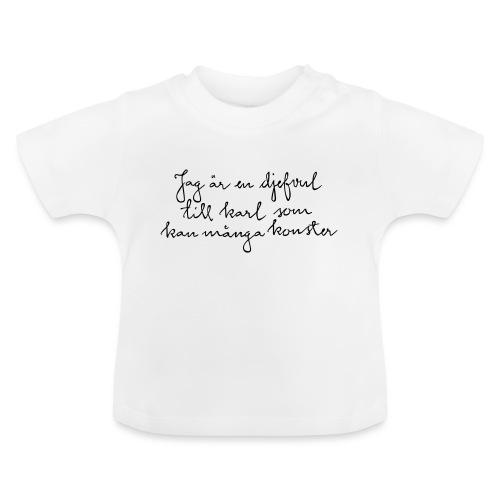 STRINDBERG - Baby-T-shirt