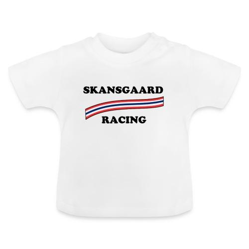 SkansgaardRacingBL - Baby T-Shirt