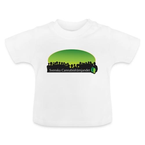 Svenska Cannabisfrämjandet - Baby-T-shirt