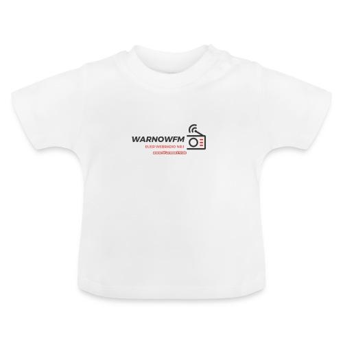 black simple radio outline - Baby T-Shirt