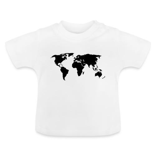 ONE WORLD - Baby-T-shirt