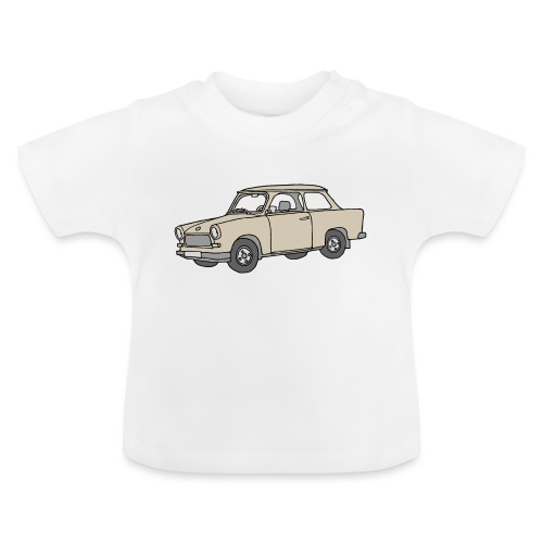 Trabi, Trabant (papyrus) - Baby T-Shirt